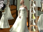 3D Wedding Game