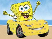 Spongebob Racer Game