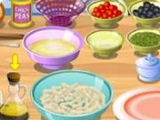 italienische pasta-salat spiel