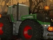 Tractor Pumpkin Delivery Game