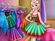 Elsa Wardrobe Renew Game