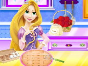 Rapunzel Apple Pie Recipe Game