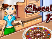 Chocolate Pizza Game