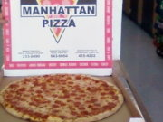 Manhattan pizza Game