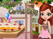 kuchen master karottenkuchen spiel
