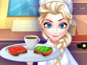 Elsa Restaurant Breakfast Management Game