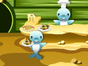 Dolphin Restaurant Game