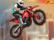 Moto X Fun Ride Game