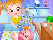 Baby Hazel New Born Baby Game