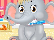 Baby Elephant Shower Game