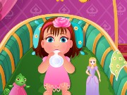 Baby Princess Brilliant Bath Game