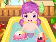 Baby Fairy Bath Fun Game