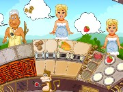 Stone Age Cooking Game