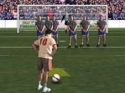 duello di calcio libero