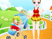 Babysitting Buggy Game