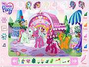 My Little Pony Friendship Ball Game