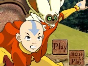 Avatar The Last Air Bender Bending Battle Game