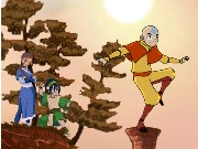 Avatar The Last Air Bender Aang On Game