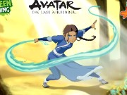 Avatar The Last Air Bender Earth Healers Game