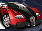 3D Bugatti Racing Game