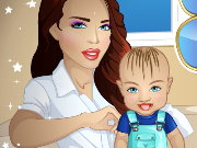 Caring Carol Baby Boy Game