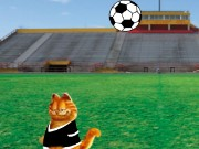 Garfield Kickin It Game