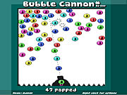 Bubble Cannon Game