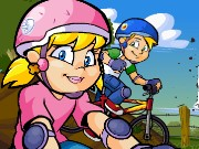 Bike Driving Game