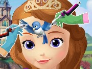 Sofia The First Tattoo Game