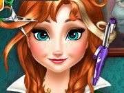 Ice Princess Real Haircuts Game