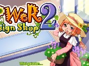 Flower Design Shop 2 Game