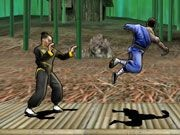Dragon Fist 3D Game