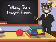 Talking Tom Lawyer Exam Game