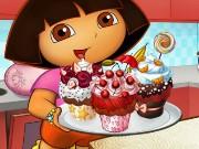 dora gustosi cupcakes