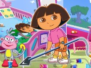 Dora Groom The Room Game