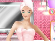 Beautiful Venice Girl Makeover Game