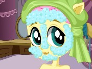 Equestria Girls Fluttershy Makeover Game