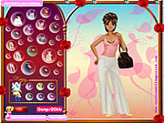 Fairy Doll Dressup Game