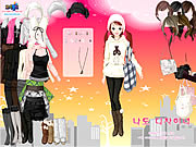 Skyline Dress Up Game
