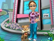 Paradise Pet Salon Game