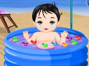 Summer Baby Caring Game