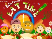 Bubu Family Eat Time Game