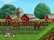 Uphill Farmer Game