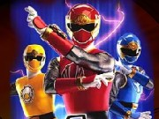Power Rangers Ninja Storm Game