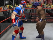 Masters of Wrestling Game