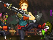 Zombies Dead Land Game