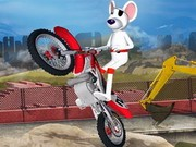 Stunt Moto Mouse 2 Game