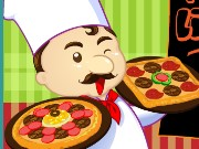Great Pizza Maker Game