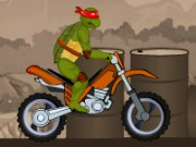 Ninja Turtle Stunts Game