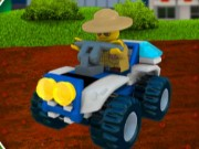 Lego Forest Racewa Game
